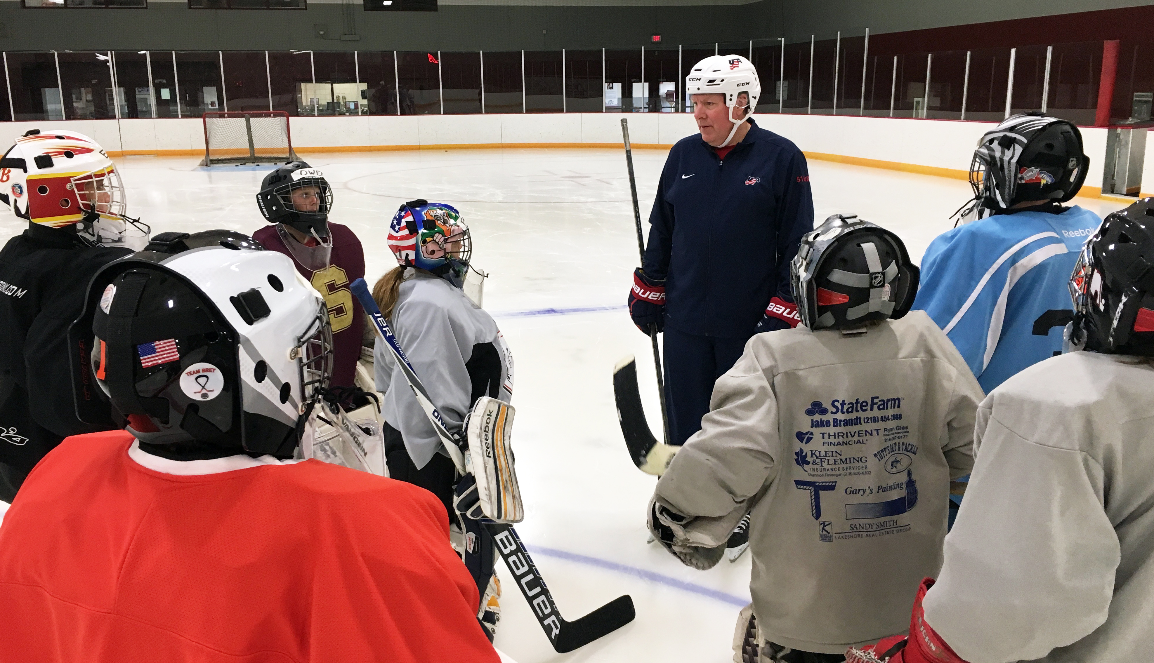 carroll goalie school 2016 goalie coaching workshop set for dec 18 in brooklyn park